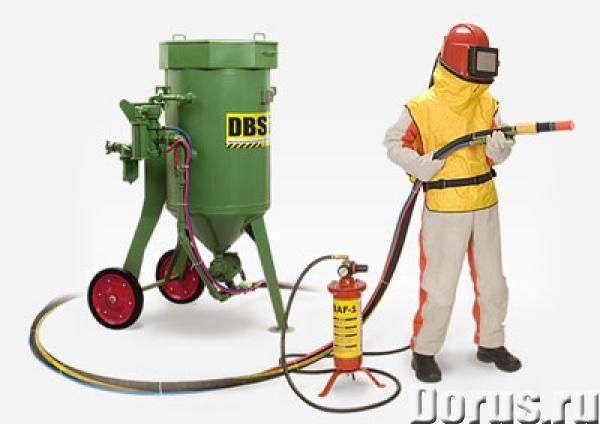 Пескоструйная очистка обработка пескоструйка пескоструй пескоструйные работы - Строительные услуги -..., фото 1