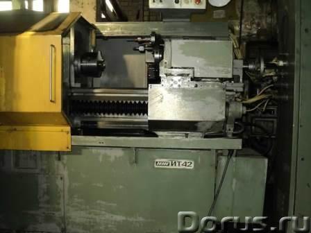 Токарный станок ИТ42 с ЧПУ Маяк - Промышленное оборудование - Продается токарный станок ИТ42 с ЧПУ М..., фото 1